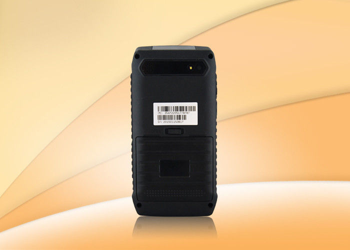 Android Portable Mobile Fingerprint Scanner With 4 3 Inch Touch Screen