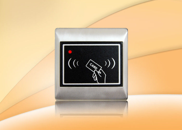 IP67 6cm Reading Distance Rfid Access Control System Anti Vandal