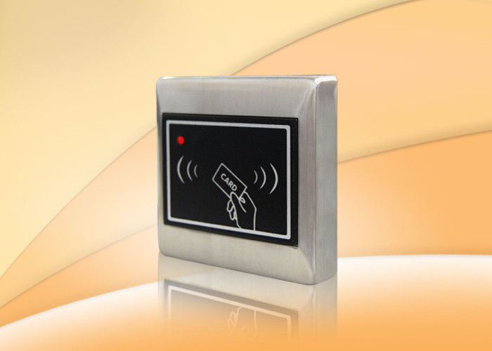 125khz Card Reader Rfid Access Control System with wiegand 26 , rfid controller