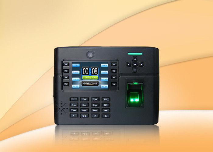 & Biometric fingerprint scanner door access control