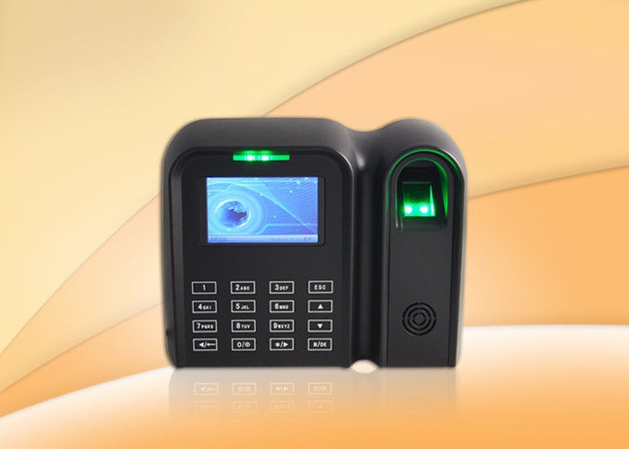 Wireless WIFI Fingerprint Attendance Machine 24 Hours Continuous Operation