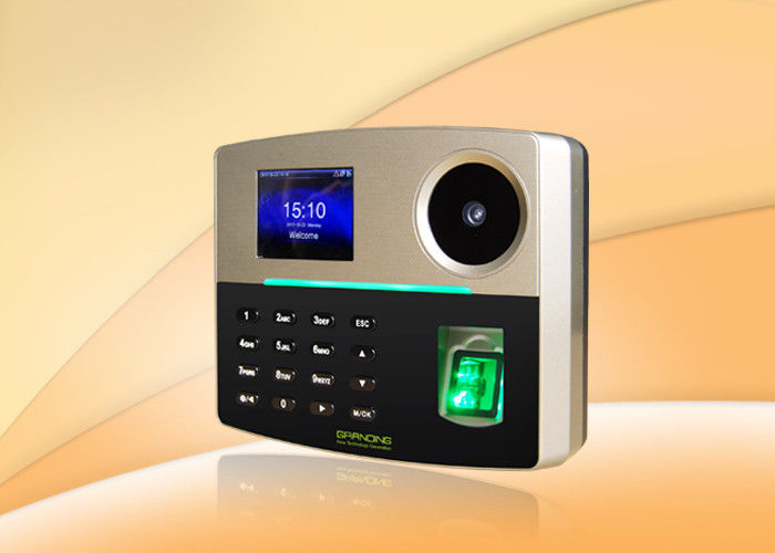 Multi-verify biometric time attendance with Palm and fingerprint