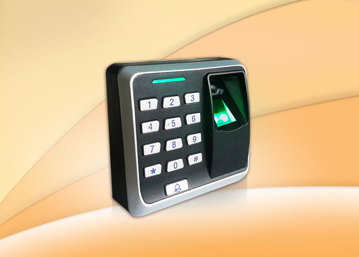 Easy access control terminal with keypad