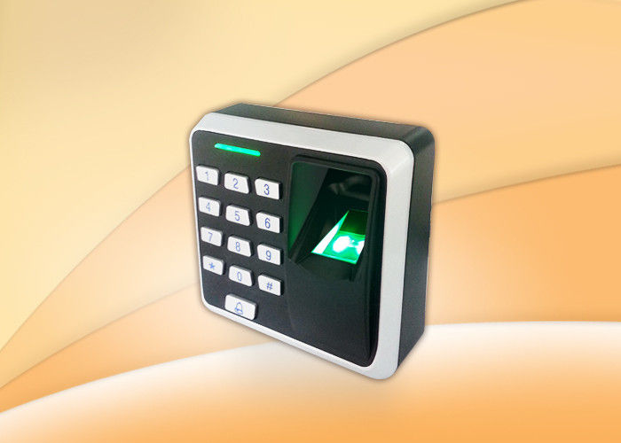 Small Size Biometric Access Control Devices With Keypad / Rfid Card Reader