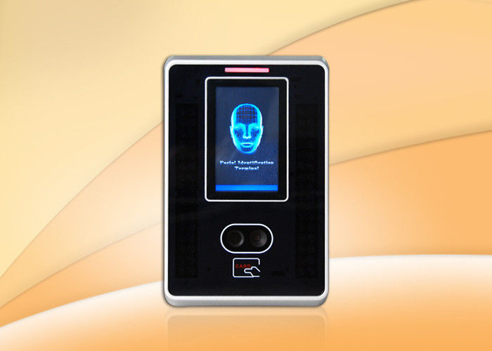 Economical Biometric Facial Recognition Time Attendance System Support ID Card Reader