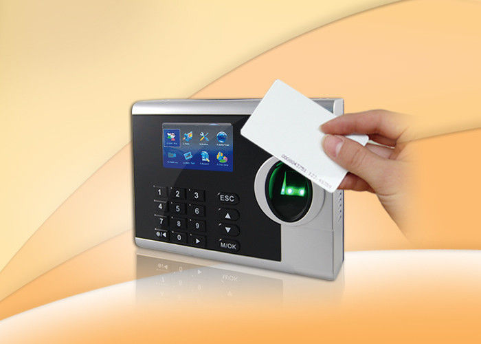 Network / Standalone Biometric Time Attendance System Support ID Card Reader