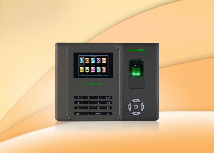 WIFI ADMS biometric fingerprint identification , biometrics time attendance machine Built In Battery