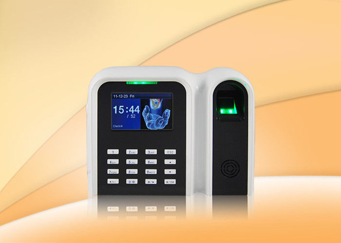 how to connect biometric device to network