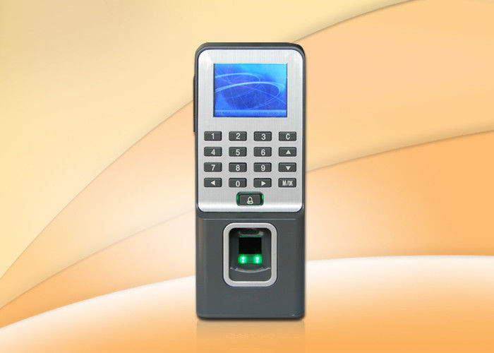 Security Electronic Biometric Fingerprint Access Control System with  Multi Language