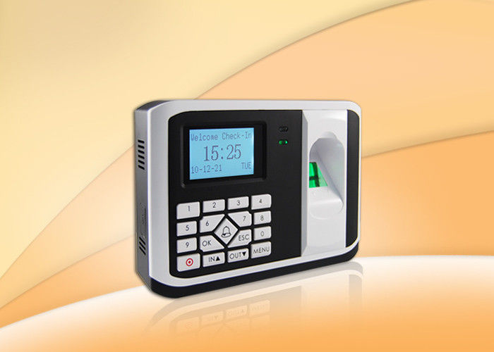 Check In / Out Biometric Access Control Devices 24 Hours Continuous Operation