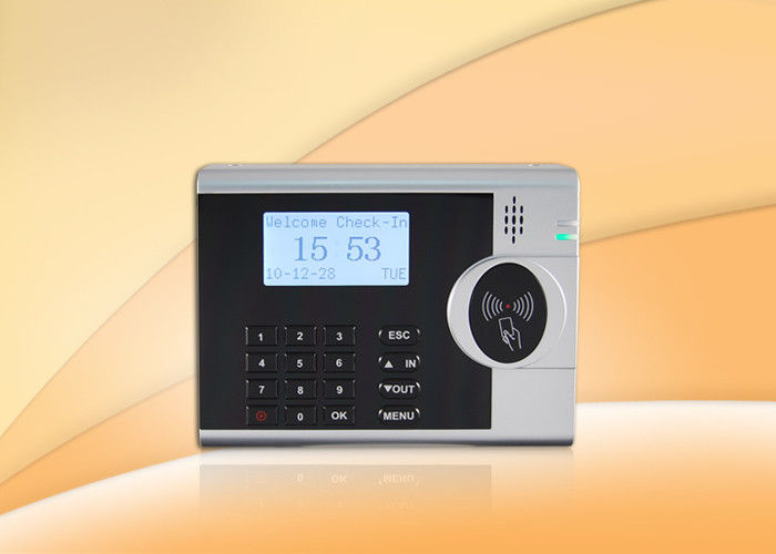Free software proximity card Rfid Time Attendance System
