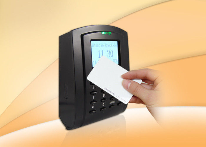 SC103 Proximity Card Rfid Time Attendance System and access control system with usb
