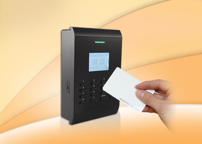Standalone proximity card access control with time attendance system , support webserver