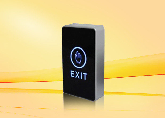 Touched push to exit switch button for Access Control System and door controller