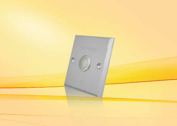 12V Dome Exit Button , access control exit button with Aluminium alloy panel