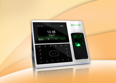 Multi Biometric Access Control System Terminal Time Attendance with Finger touch screen