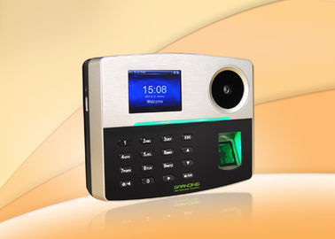 3 Inch TFT Screen Palm Recognition Fingeprint Access Control System With Battery