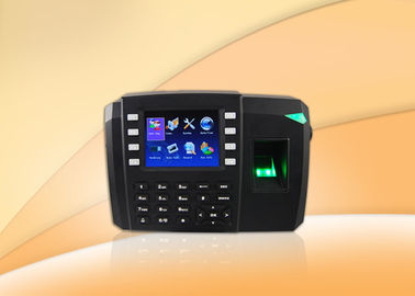 Biometric entry systems , Fingerprint Access Control Terminal With Power To Lock ,  Anti-Pass Back
