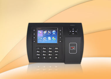 Web Based Rfid Time Attendance System , Biometric Attendance Clocking System