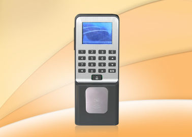 LCD Screen Biometric rfid proximity door entry access control system with TCP / IP