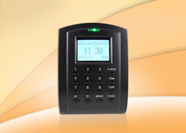 Proximity ID card  , Rfid Access Control System with  RS232 / 485 , USB Host