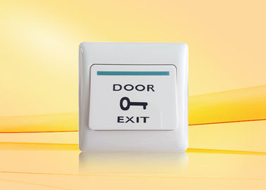 Fireproof Plastic cover access control exit button for department stores