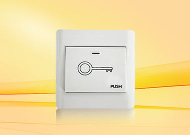 Plastic Fireproof Push Button For Access Control