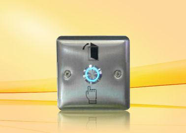 Access control push button With LED , door release buttons for public authorities , bank
