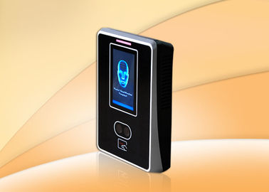 TCP / IP + USB Facial Recognition Time Attendance System with touch screen , Mutilanguage