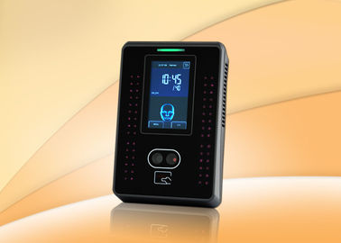 LCD Display security biometric attendance system face recognition with software