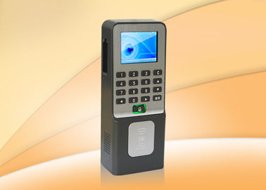"Large Capacity  2.4""  LCD screen Rfid Time Attendance System recognition of 125kHz ID card"