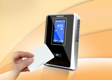 TFT Touch Screen Rfid Time Attendance System and proximity card access control system